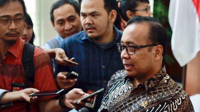 Menteri Sekretaris Negara Pratikno.