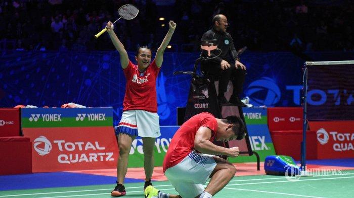 LIVE STREAMING TVRI Thailand Open 2021: Praveen/Melati & Jojo ke Perempat Final, Siapa Selanjutnya?