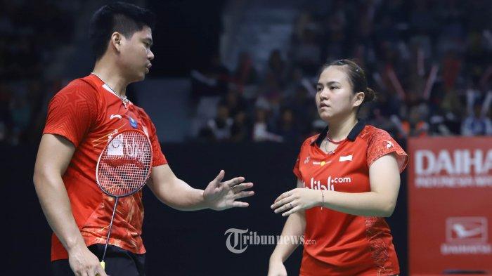 Kalah di Final Japan Open 2019, Praveen/Melati Siap Lakukan Evaluasi