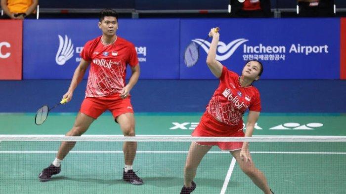 Jadwal Final Thailand Open 2021, Indonesia Vs Thailand di Sektor Ganda Campuran