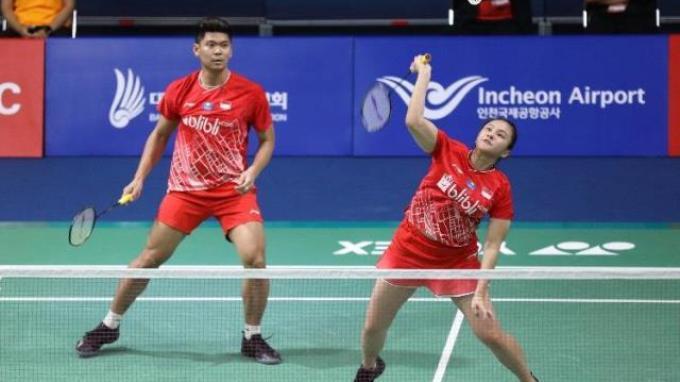 SEDANG BERLANGSUNG Live Streaming TVRI Final All England, Praveen/Melati Lawan Wakil Thailand