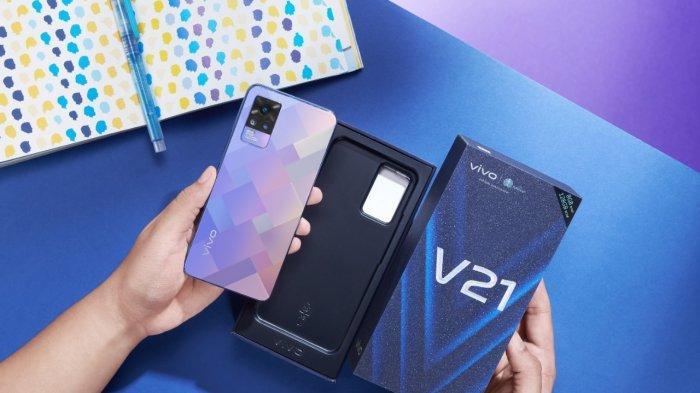 Buruan, Hari Ini Terakhir Pre-Order Vivo V21 dengan Harga Spesial!