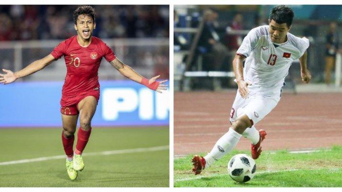 Prediksi Susunan Pemain Timnas Indonesia vs Vietnam SEA Games 2019, Adu Tajam Osvaldo & Ha Duc Chinh