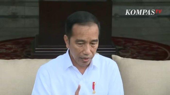 BREAKING NEWS - Penanganan Virus Corona, Jokowi: Saatnya Kerja di Rumah