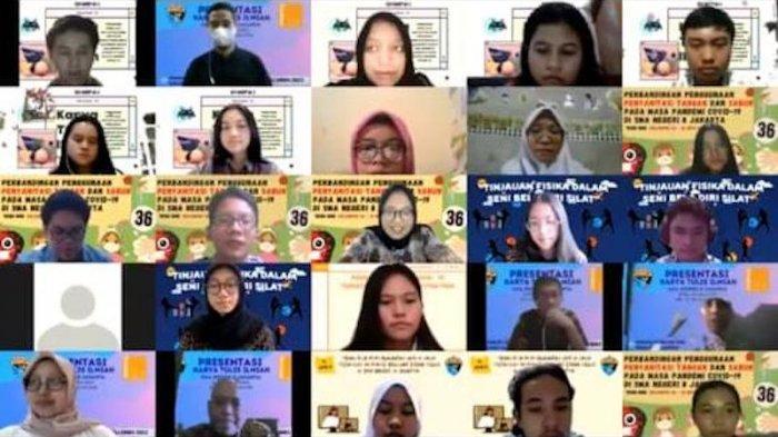 13 Dosen dan Peneliti ProfesionalJadi Penguji Hasil Penelitian Siswa SMAN 8 Jakarta