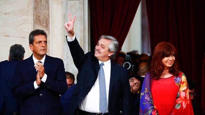 Presiden Argentina Alberto Fernandez Terpapar Covid-19 Usai Vaksinasi Dosis Pertama Vaksin Sputnik-V