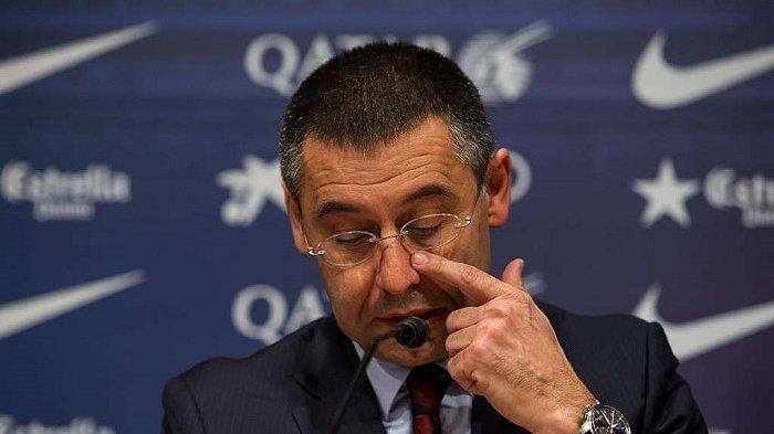 Presiden Barcelona Buka-bukan Soal Rumor Transfer Lautaro Martinez dan Lionel Messi