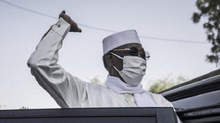 Presiden Chad Tewas Ditembak Saat Kunjungi Pasukan di Garis Depan yang Bertempur melawan Pemberontak