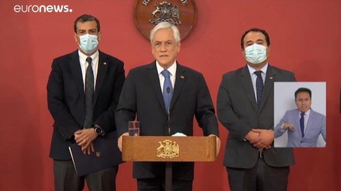 Pandora Papers Ungkap Penjualan Tambang, Presiden Chile Kini Terancam Dimakzulkan