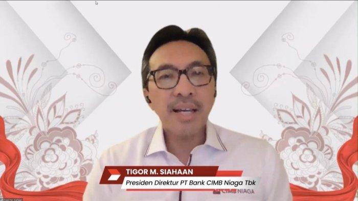 Semester I 2021, CIMB Niaga Cetak Laba Bersih Rp 2,1 Triliun