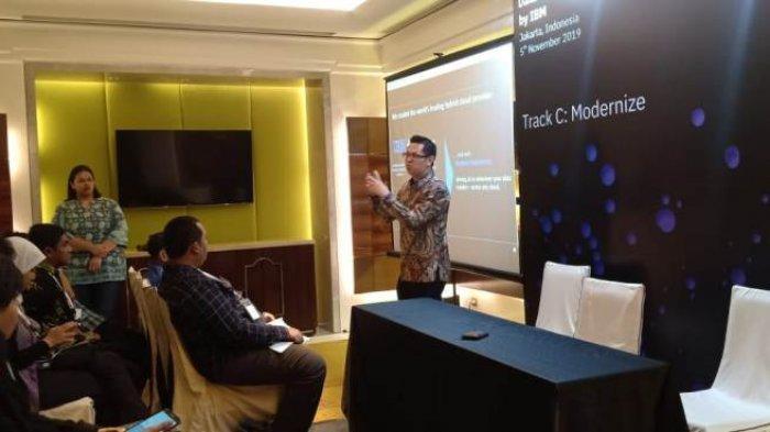 IBM Cloud Tawarkan Optimalisasi Cloud di Industri Perbankan