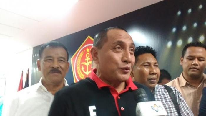 Edy Rahmayadi Terpilih Jadi Ketua Umum PSSI Periode 2016-2020
