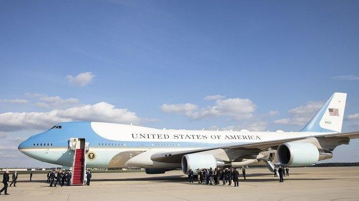 Air Force One Jadi Pesawat Andalan Presiden Amerika Serikat, Ini Fasilitas Mewah yang Ditawarkan