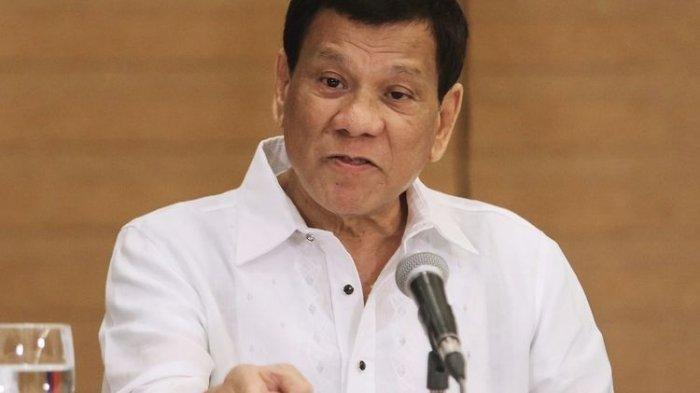 Dikritik karena Covid-19, Presiden Duterte Minta Rakyat Filipina Sabar: Andaikan Punya Tongkat Ajaib
