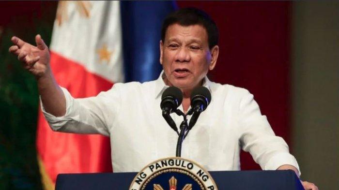 Jengkel Ada Warganya yang Menolak Vaksinasi Covid-19, Presiden Filipina Beri Ancaman