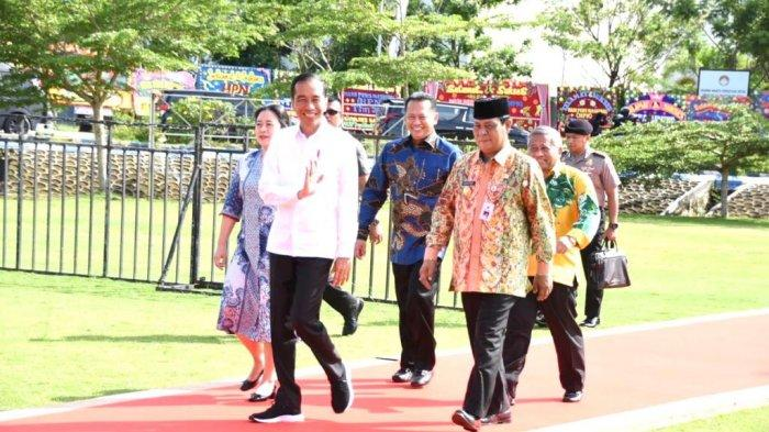 IA-CEPA Selesai Diratifikasi, Jokowi-Scott Morrison Berharap Perkuat Ekonomi Indonesia-Australia