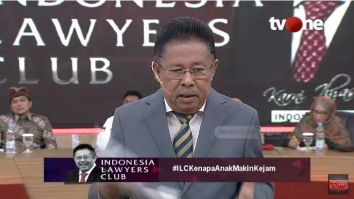 BREAKING NEWS: Karni Ilyas Umumkan ILC Berhenti Tayang, Diskusi Malam Ini Jadi Episode Perpisahan