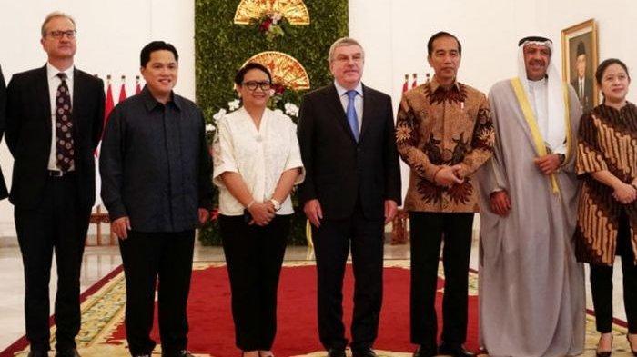 Indonesia Resmi Calonkan Diri Jadi Tuan Rumah,Olimpiade 2032, Duo Korea dan India Jadi Saingan