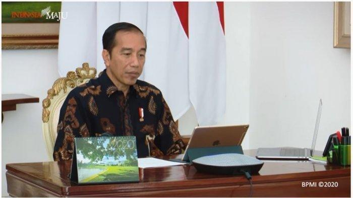 Presiden Indonesia, Joko Widodo (Jokowi), menyatakan warga negara Indonesia (WNI) yang baru datang dari luar negeri dan bergejala harus di isolasi di rumah sakit yang telah disiapkan, Selasa (31/3/2020).
