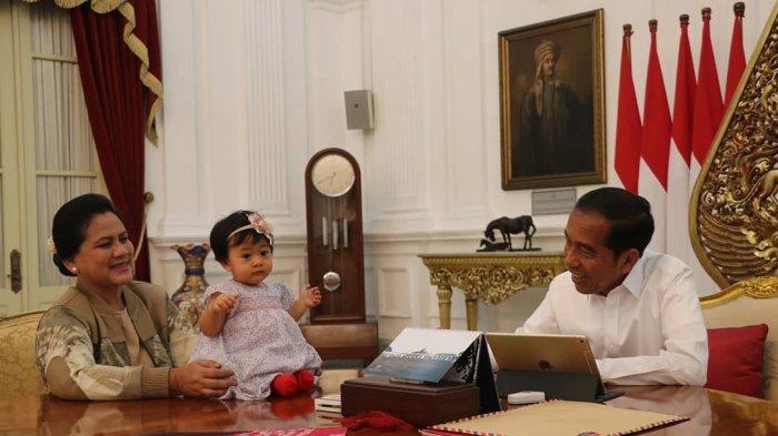Bersama Cucu Bung Hatta sampai Ajudan Iriana, Intip 4 Potret Sedah Mirah di Upacara HUT ke-74 RI