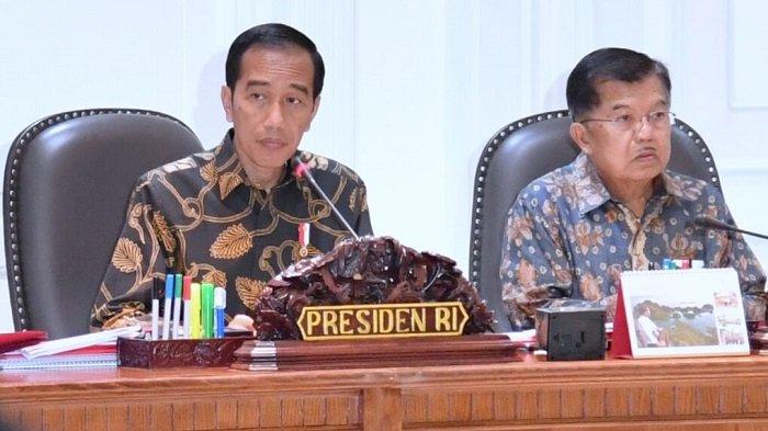 Kali Kelima, Presiden Jokowi Minta Seluruh Kementerian dan Lembaga Dukung Pariwisata