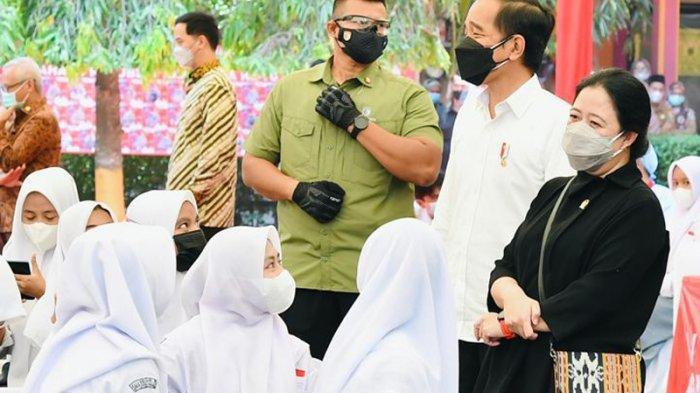 Presiden Apresiasi Kecepatan Vaksinasi di Provinsi Banten