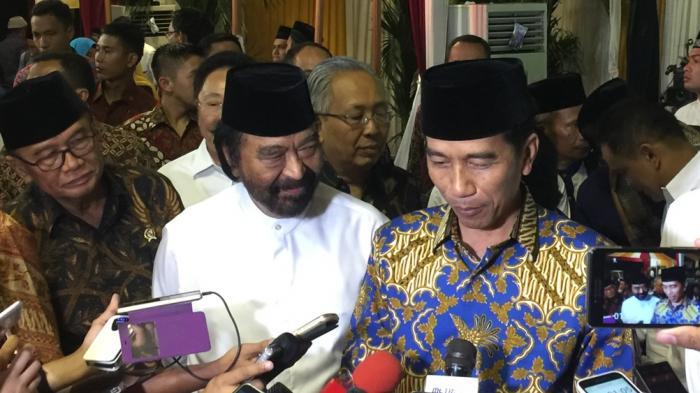 POPULER NASIONAL Jokowi Disebut Temui Surya Paloh | Pesan Ara ke Erick Thohir