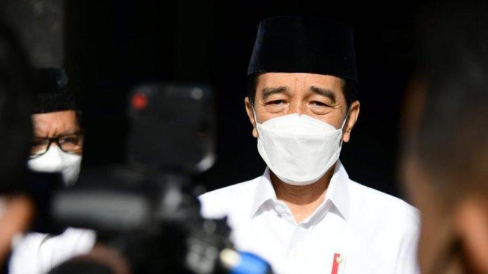 Presiden Jokowi Akan Tinjau Vaksinasi Massal di Pasar Beringharjo dan Resmikan KRL Yogyakarta-Solo