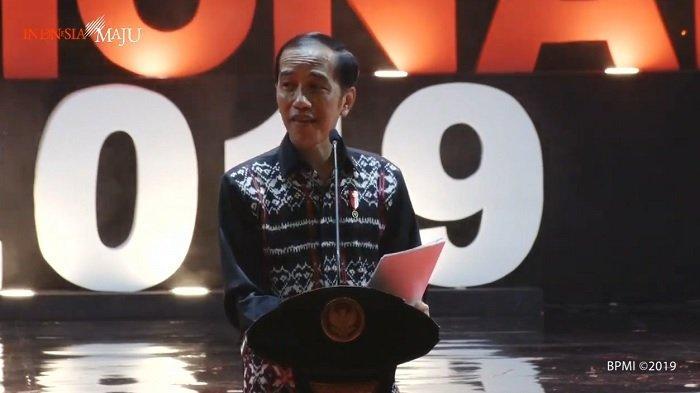 Di Perayaan Natal, Presiden Jokowi Sebut Nama Gus Dur, Romo Mangun, Sampai Moh Natsir, Ada Apa?