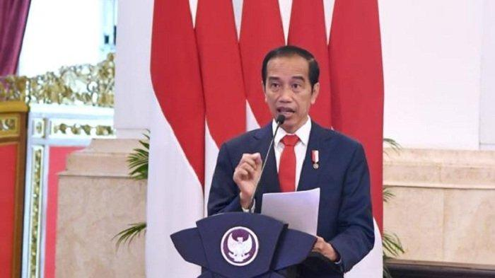Jokowi: Belakangan Ini Saya Lihat Makin Banyak Masyarakat Saling Lapor
