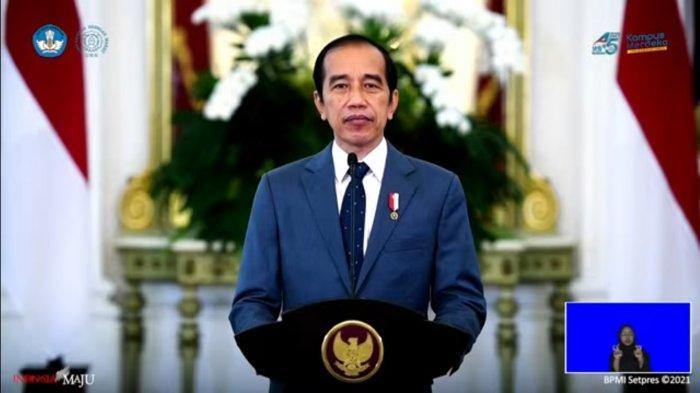 Jokowi: Sikap Saya Tak Berubah, Tidak Ada Niat Jadi Presiden Tiga Periode
