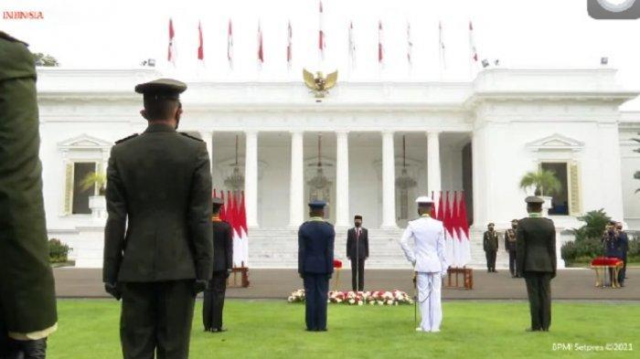 Jokowi Minta Gesekan Antara Prajurit TNI-Polri Disudahi