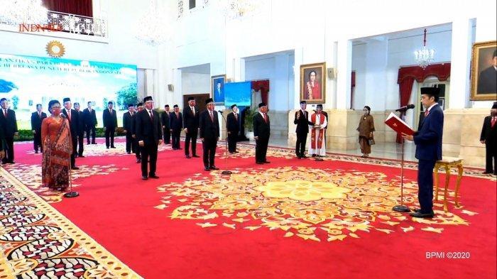 Berikut Daftar Nama 20 Duta Besar Yang Dilantik Presiden Jokowi Hari Ini Tribunnews Com Mobile