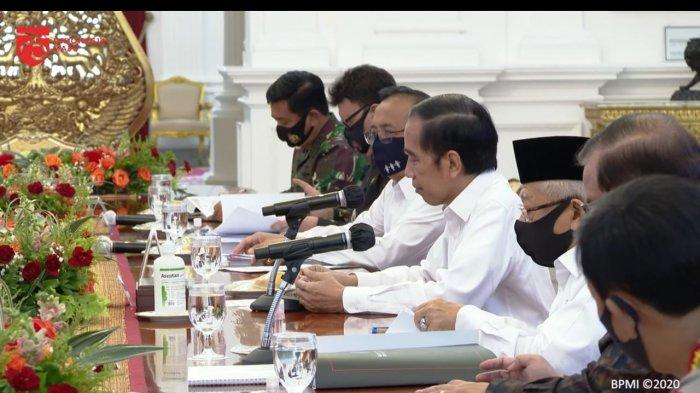 Jokowi Targerkan 30 Ribu Spesiemen Covid-19 Bisa Diperiksa Setiap Hari