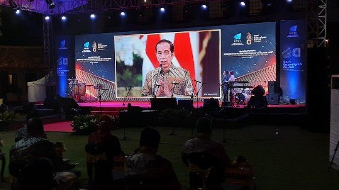 Presiden Jokowi Minta Pengelolaan Arsip Memanfaatkan Kemajuan Teknologi Digital