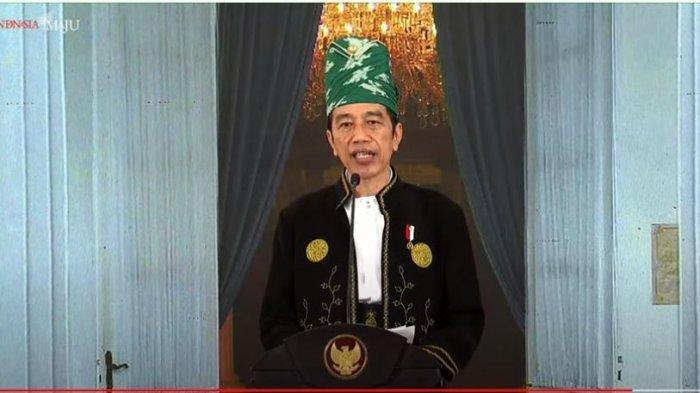Jokowi Bicara Pilpres di Hadapan Relawan: Nanti Saya Akan Sampaikan ke Mana 'Kapal' Ini Kita Arahkan