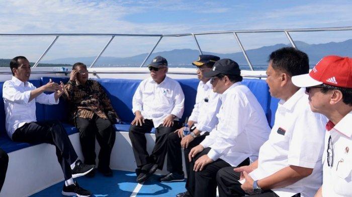 ISNU Soal Kabinet: Biarkan Pak Jokowi Bekerja Secara Profesional Dibantu Pak Kiai Makruf Amin