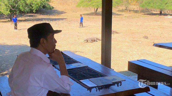 Ini Arahan Presiden Jokowi Kepada Jajarannya Dalam Penyusunan RAPBN 2020