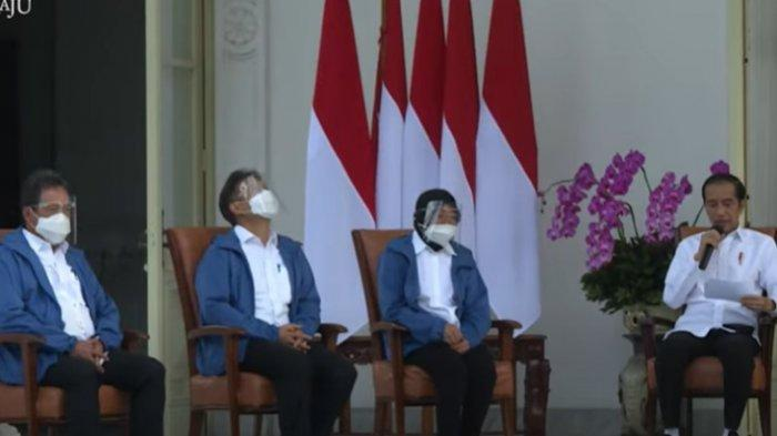Jokowi akan Lantik Dua Kepala Lembaga, Satu di Antaranya Kepala BNN Irjen Petrus Golose