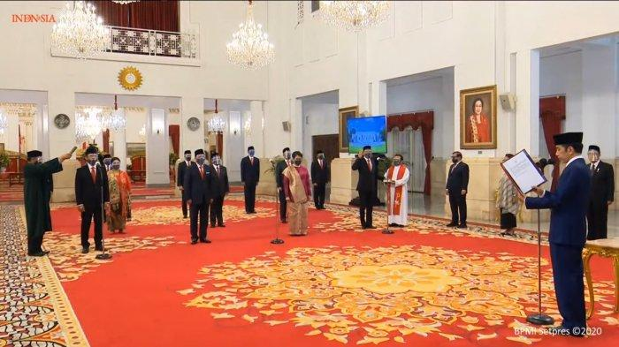 12 Duta Besar Luar Biasa Dilantik Presiden Jokowi di Istana, Siapa Saja Mereka?