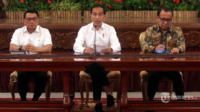 Alasan Presiden Jokowi Minta DPR Tak Sahkan Revisi KUHP
