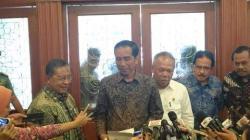 Presiden Jokowi Emosi Sering Ditanya Reshuffle