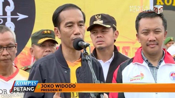 Empat Hal yang Diminta Presiden Jokowi untuk Perbaiki Sepak Bola Indonesia