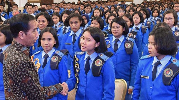 Kementerian Perhubungan Buka Penerimaan Calon Taruna Sekolah Kedinasan Sebanyak 2 676 Orang Tribunnews Com Mobile