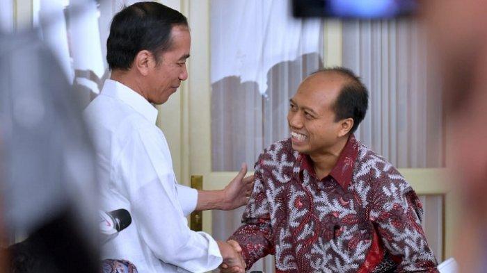 Presiden Jokowi: Pak Sutopo Menginsipirasi Kita Semua