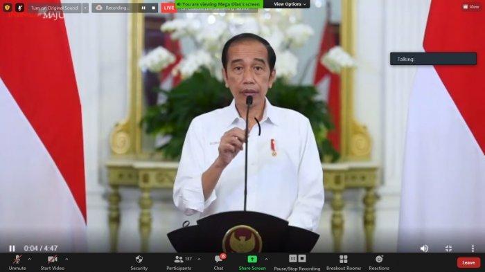 Presiden Jokowi Dijuluki King Of The Lip Service, Kampus Panggil BEM UI, Apa Respons Istana?