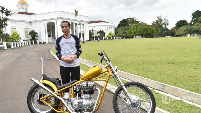 Daftar Isi Garasi Presiden Jokowi Berdasarkan LHKPN, Tak Ada Motor Chopper Emas