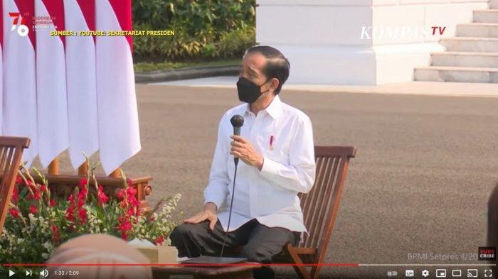 Pernyataan Terbaru Jokowi soal Covid-19, Tak Bisa Lakukan Lockdown hingga Target Vaksinasi 70 Persen