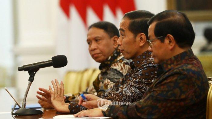 Isu Korupsi, Bikin Gaduh, Konflik Kepentingan Bikin 5 Menteri Jokowi Diusulkan Coret, Ini Daftarnya