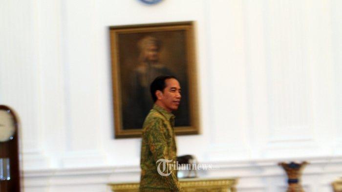 Presiden Jokowi: Reshuffle Jangan Didorong-dorong, Fokus Kerja Saja